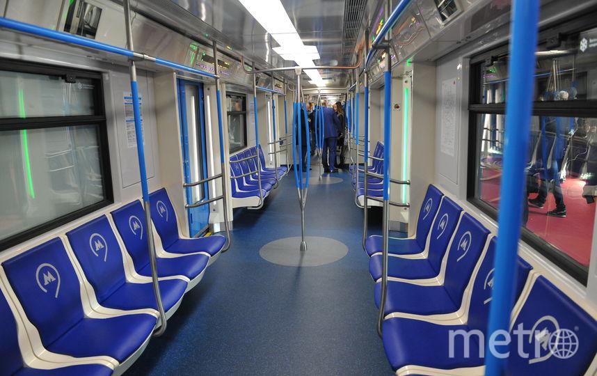 """поезд """"Москва"""". Фото Василий Кузьмичёнок"""