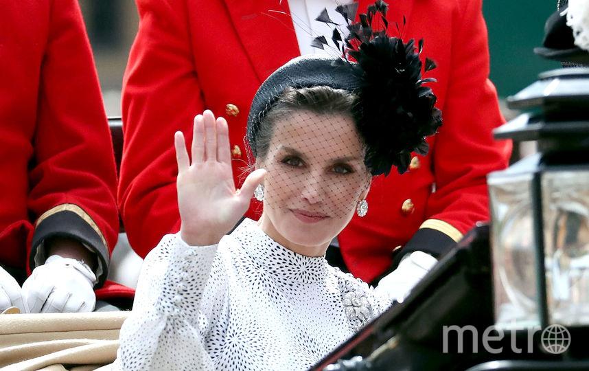 Испанская королева Летиция. Фото Getty