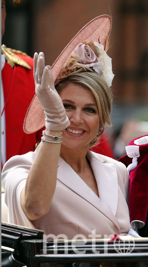 Королева Нидерландов Максима. Фото Getty