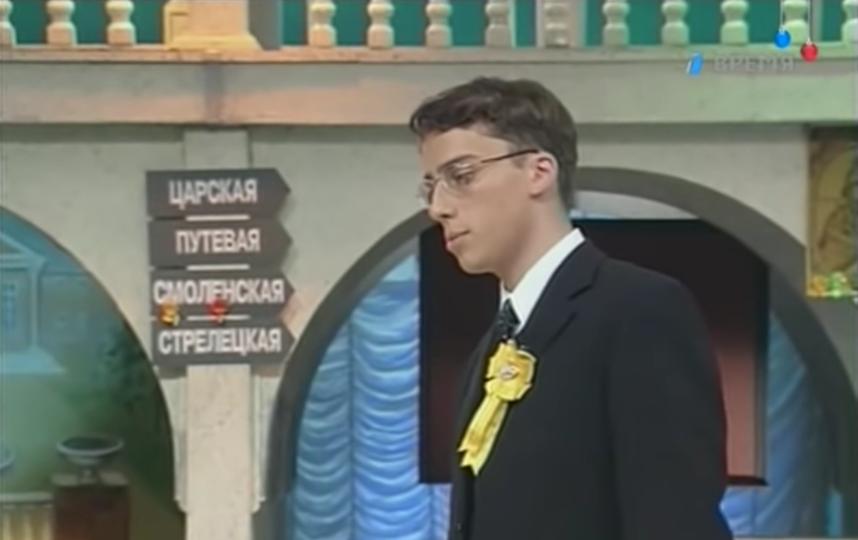 Максим Галкин в юности. Фото Скриншот Youtube