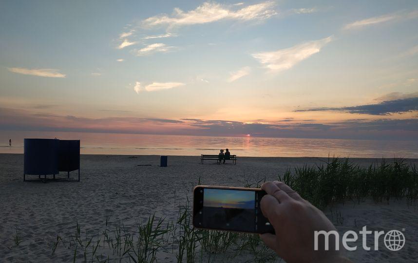 """Пляжи Ида-Вирумаа - отдельная гордость региона. Фото Наталья Сидоровская, """"Metro"""""""