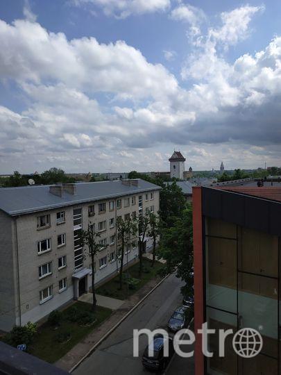 "Вид со второго этажа библиотеки колледжа Тартуского университета. Фото Наталья Сидоровская, ""Metro"""