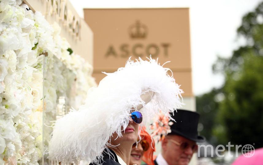 Первый день знаменитых скачек в Аскоте. Фото Getty