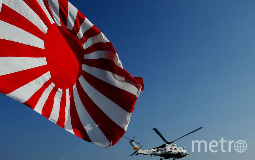 Ранее в Японии произошло землетрясение магнитудой 6,8. Фото Getty
