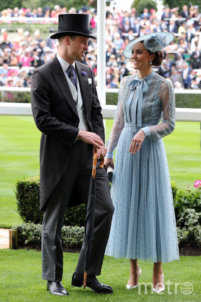 Принц Уильям, Кейт Миддлтон. Фото Getty