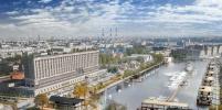 В Петербурге может появиться плавучий квартал