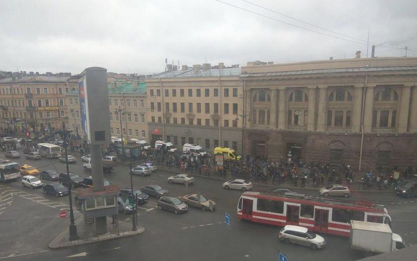 Прокуратура рассказала подробно теракта в метро Петербурга. Фото Фотоархив происшествия