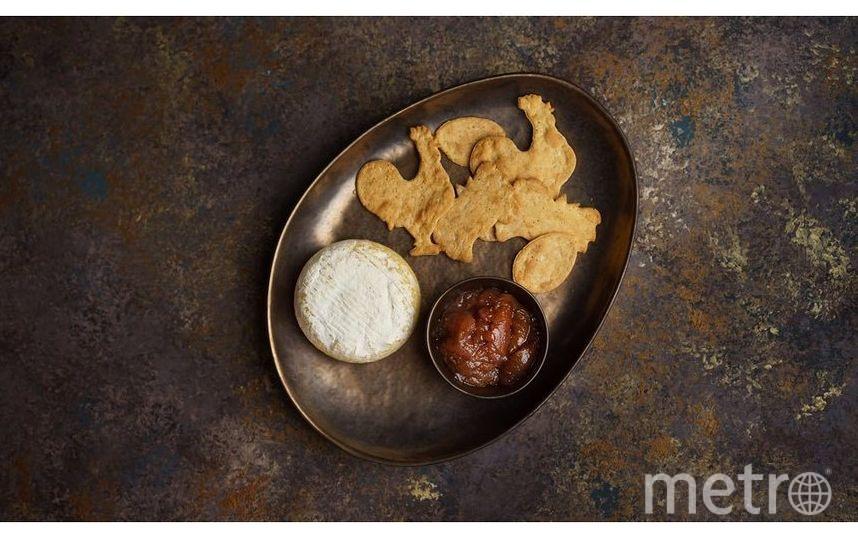 """Блюдо из меню """"Кококо"""". Фото instagram.com/kokoko_spb/"""