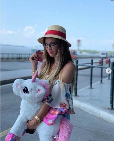 Певица и телеведущая Ольга Бузова. Фото www.instagram.com/buzova86
