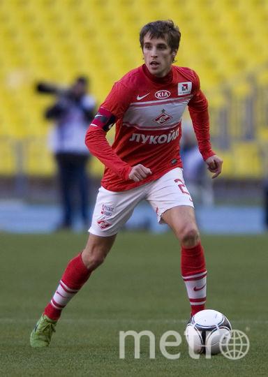 Футболист Дмитрий Комбаров. Фото Getty