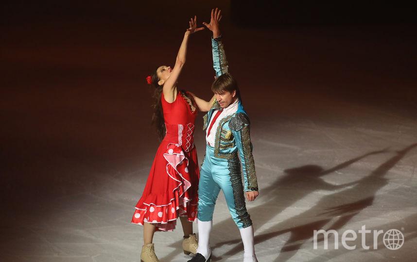 "Шоу Авербуха ""Кармен"" - яркое и впечатляющее. Ягудин и Дробязко. Фото предоставлено организаторами, ""Metro"""