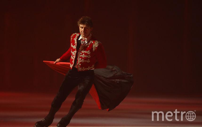 "Шоу Авербуха ""Кармен"" - яркое и впечатляющее. Алексей Ягудин. Фото предоставлено организаторами, ""Metro"""