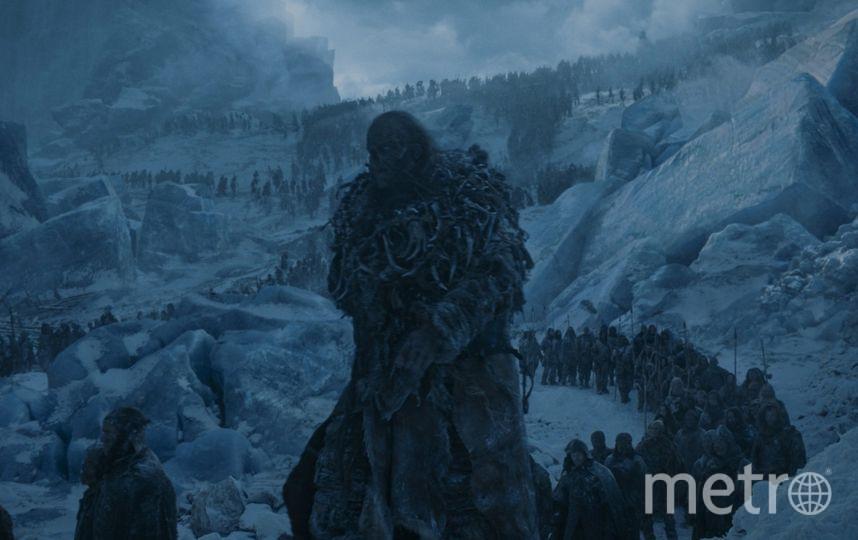 Создатели обещают рассказать об истинном происхождении белых ходоков. Фото HBO, kinopoisk.ru
