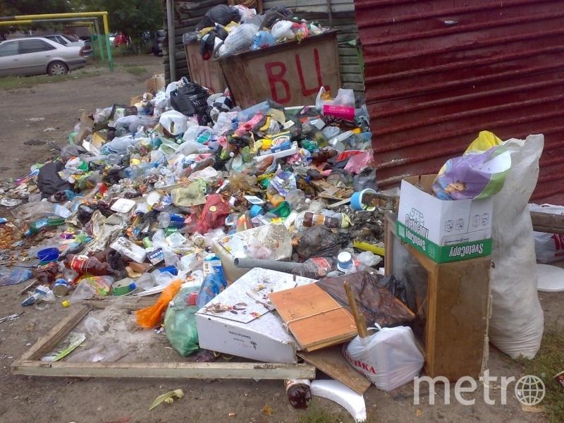 Тариф за вывоз мусора снизится на 4,1%.