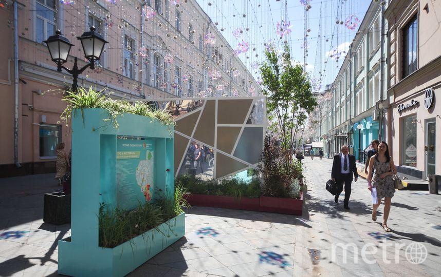 """Фестиваль """"Цветочный джем"""" стартовал в Москве. Фото Ведяшкин Сергей, агентство """"Москва"""""""