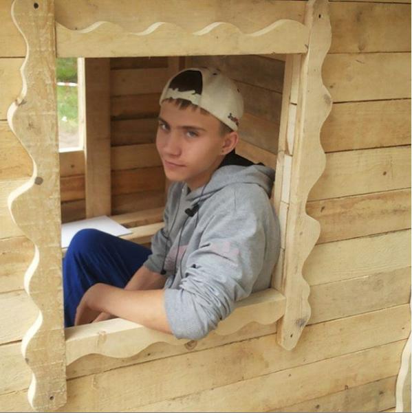Курсант Владислав. Фото предоставил Владислав Клюев