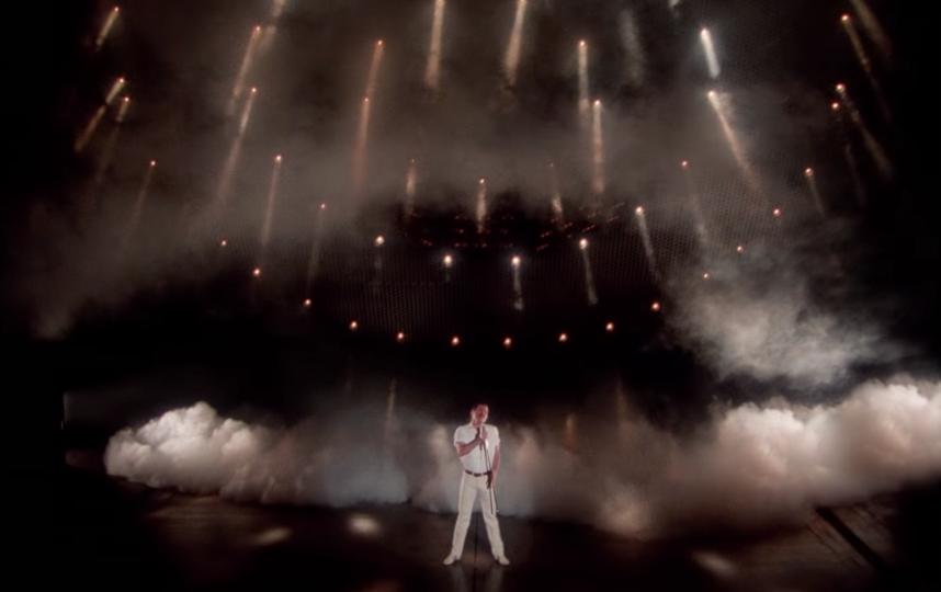 Лидер группы Queen Фредди Меркьюри. Фото Скриншот/Freddie Mercury Solo, Скриншот Youtube