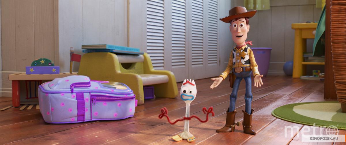 """Кадр из фильма """"История игрушек 4"""". Фото WDSSPR"""