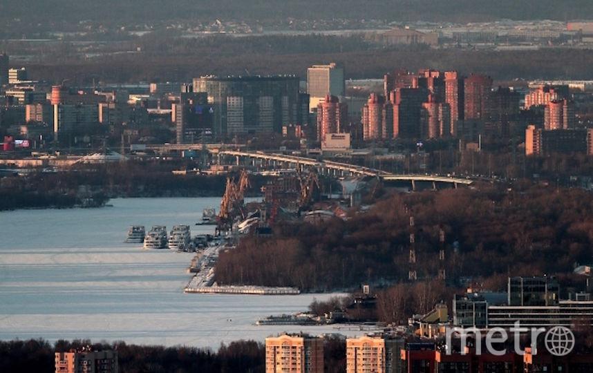 Вид на Химкинское водохранилище. Фото РИА Новости