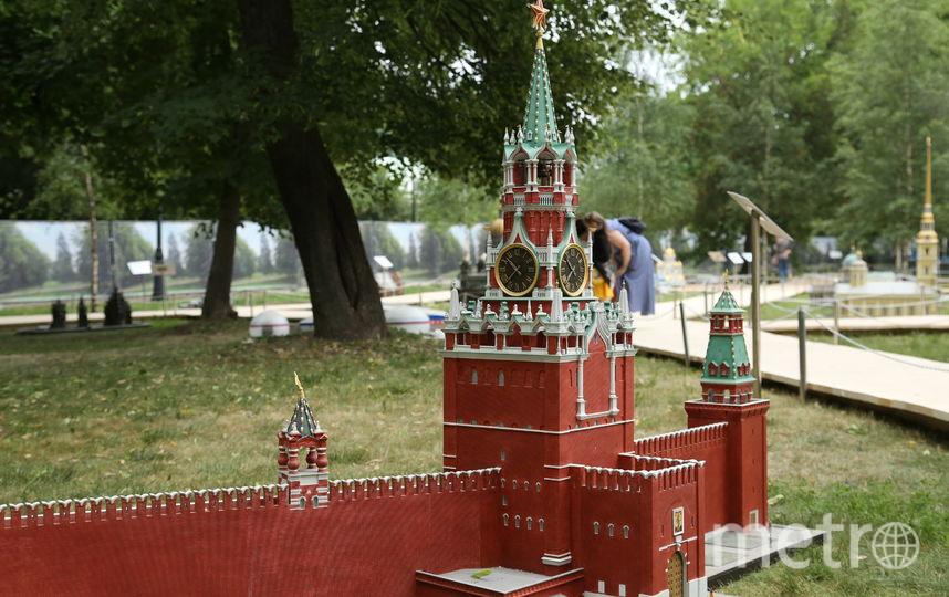 Россия в миниатюре. Фото Предоставлено организаторами