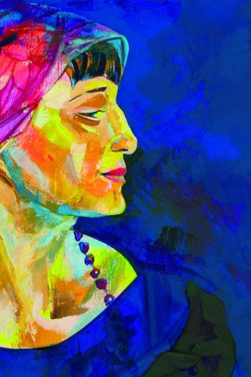 День рождения Анны Ахматовы. Фото Предоставлено организаторами