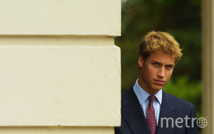 Принц Уильям. 2001 год. Фото Getty
