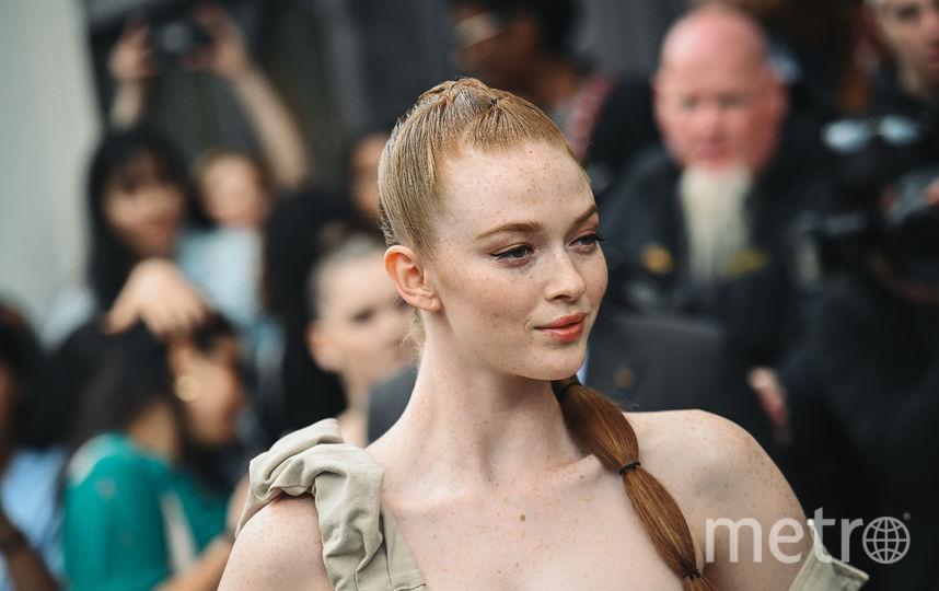 Актриса Ларсен Томпсон. Фото AFP