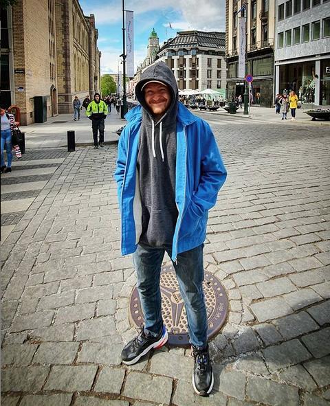 Российский блогер и комик Данила Поперечный. Фото скриншот: instagram.com/spoontamer/