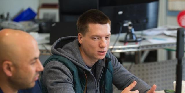 Круглый стол Metro. Григорий Горбунов.