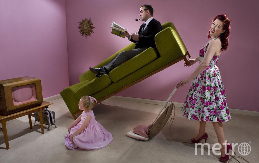 В стране официально запретили использовать негативные гендерные стереотипы в рекламных кампаниях. Фото Istock