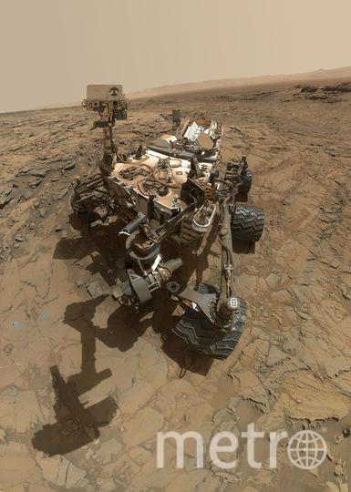 Марсоход. Фото NASA