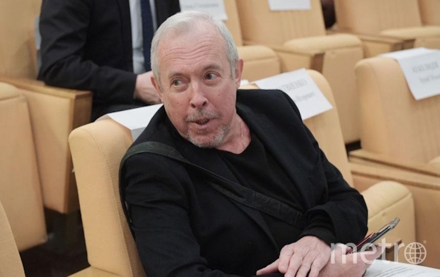 """Лидер группы """"Машина времени"""" Андрей Макаревич. Фото РИА Новости"""