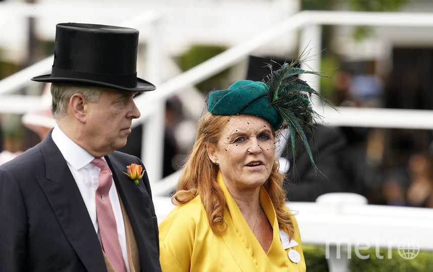Сара Фергюсон, экс-супруга принца Эндрю. Фото Getty