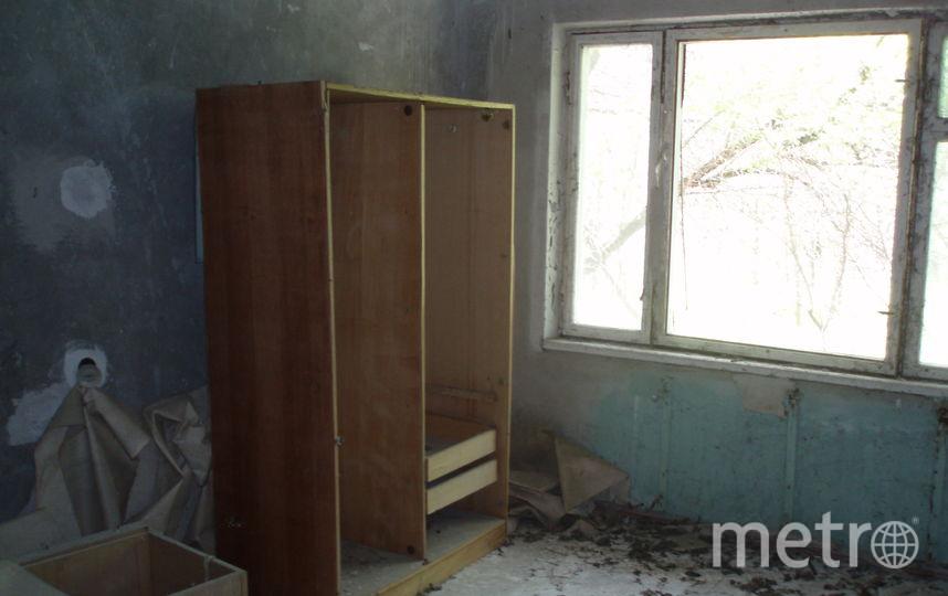 """Так сейчас выглядит квартира Алексея Ананенко в Припяти, где он жил год. Фото из личного архива семьи Ананенко, """"Metro"""""""