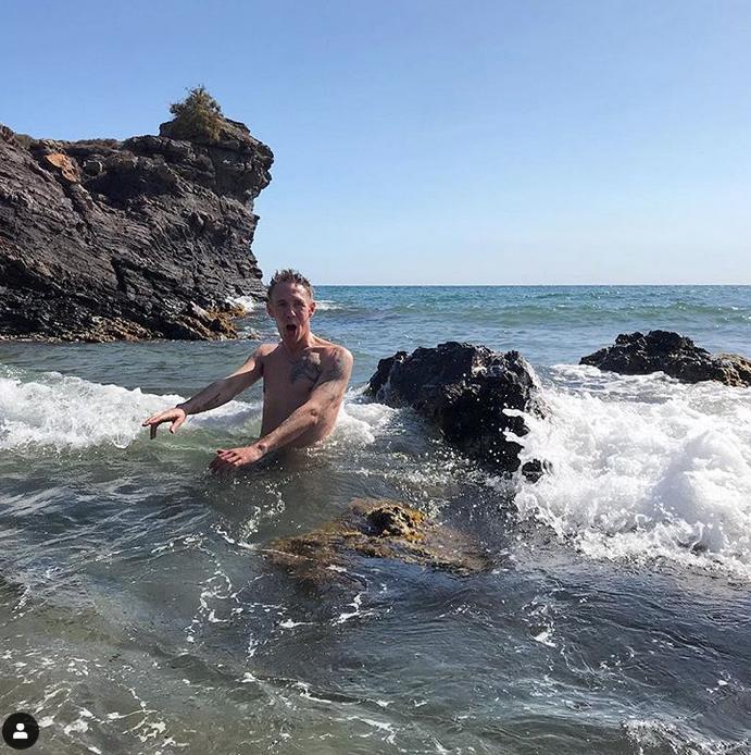 Алексей Панин, фотоархив. Фото скриншот https://www.instagram.com/alexey_panin_official/