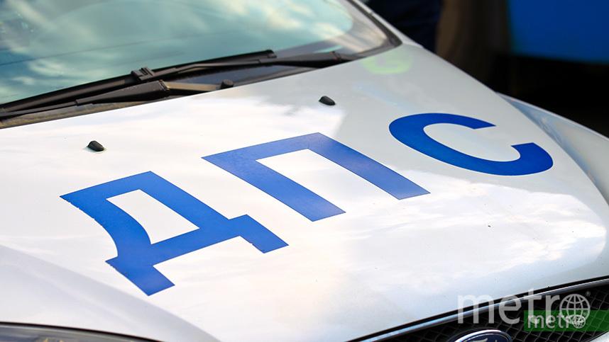 В Грозном вооруженный ножом мужчина напал на сотрудников ДПС. Фото Василий Кузьмичёнок