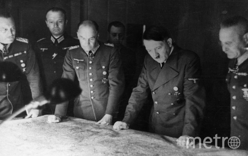 У гитлеровцев уже существовал план по освоению новых восточных территорий. Архивное фото. Фото Getty