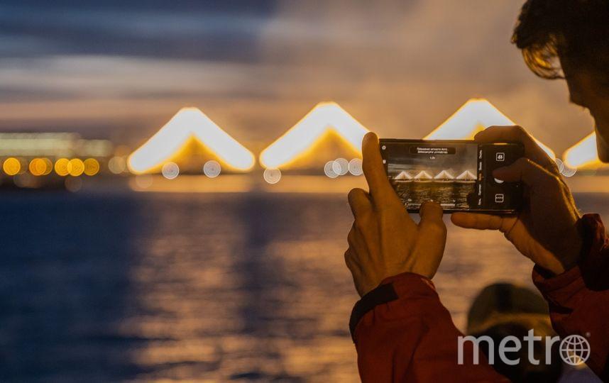 """В этом году в шоу на воде были добавлены новые элементы. Фото Алена Бобрович, """"Metro"""""""