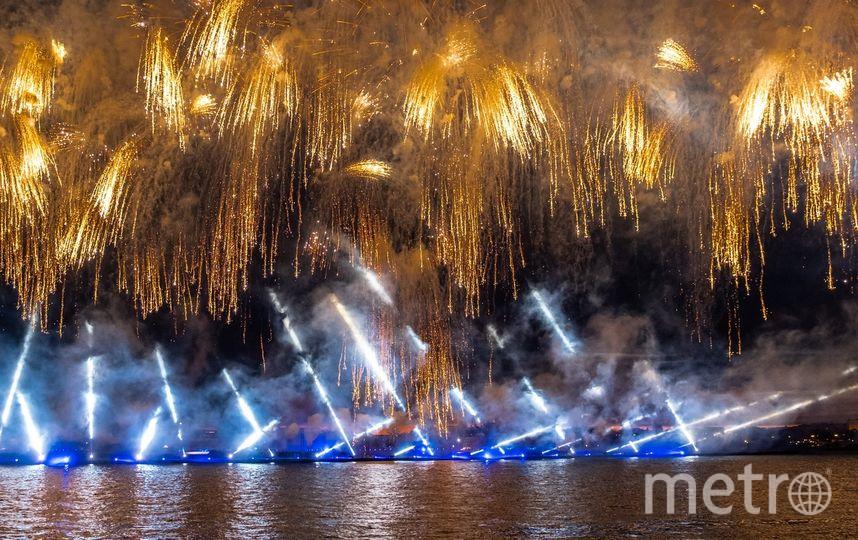 """""""Алые паруса - 2019"""". Фото Алена Бобрович, """"Metro"""""""