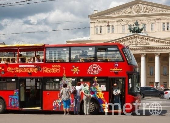 «Сити Сайтсиинг Москоу» запускает новые двухэтажные экскурсионные автобусы-кабриолеты.