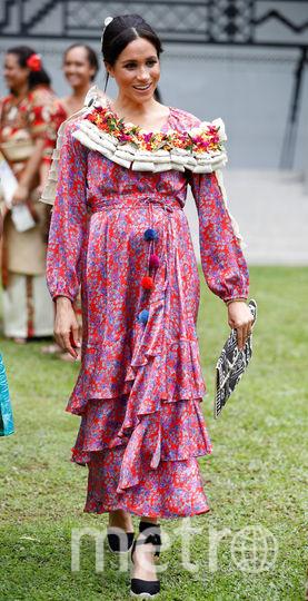 Меган Маркл. Фото Getty
