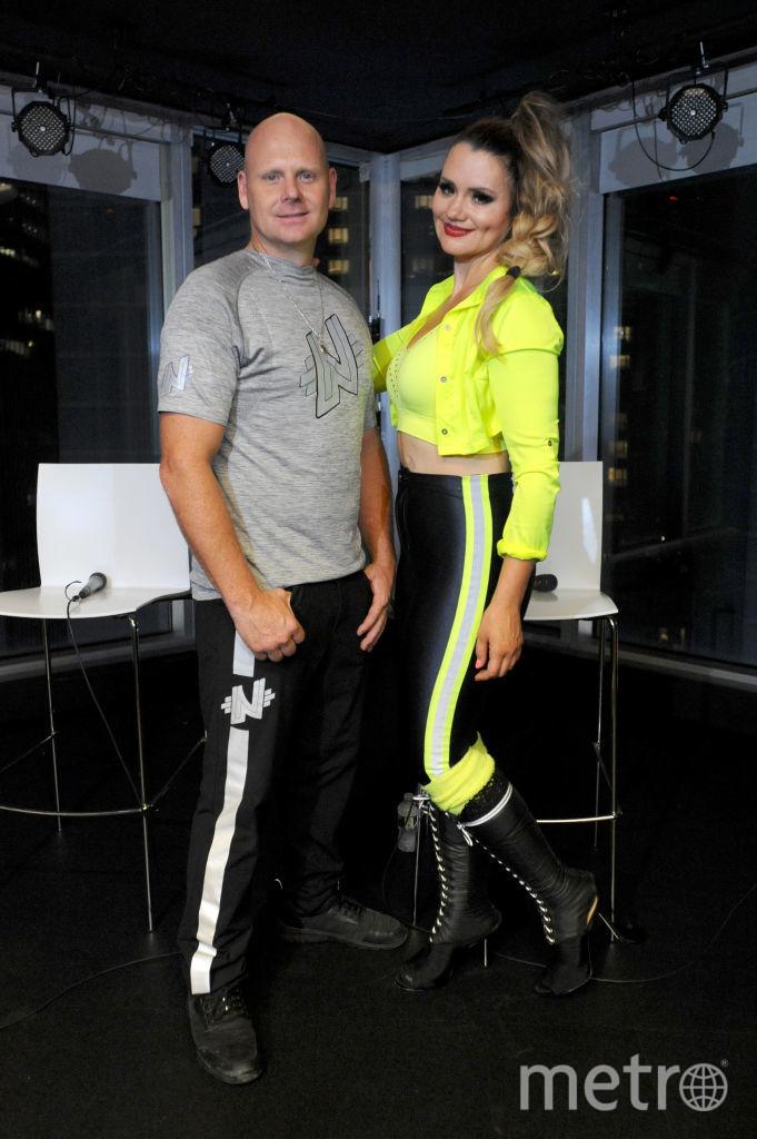 Ник и Лияна Валленда. Фото Getty