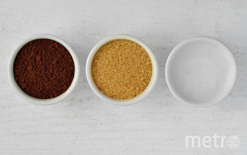 Домашний кофейный скраб легко приготовить дома. Фото iStock