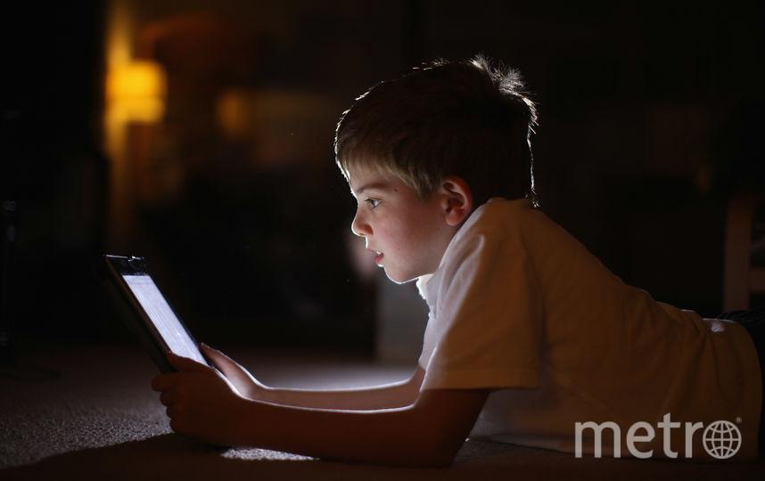Родители часто не знают о травле их детей в сети. Фото Getty
