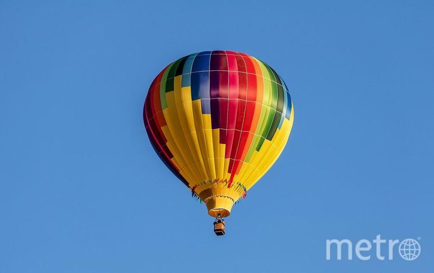 американском штате Миссури воздушный шар врезался в толпу. Фото pixabay.com
