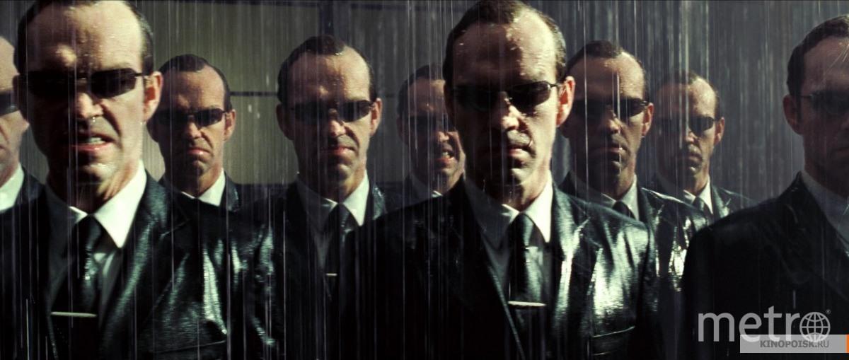 "Кадр из фильма ""Матрица: Революция"". Фото kinopoisk.ru"