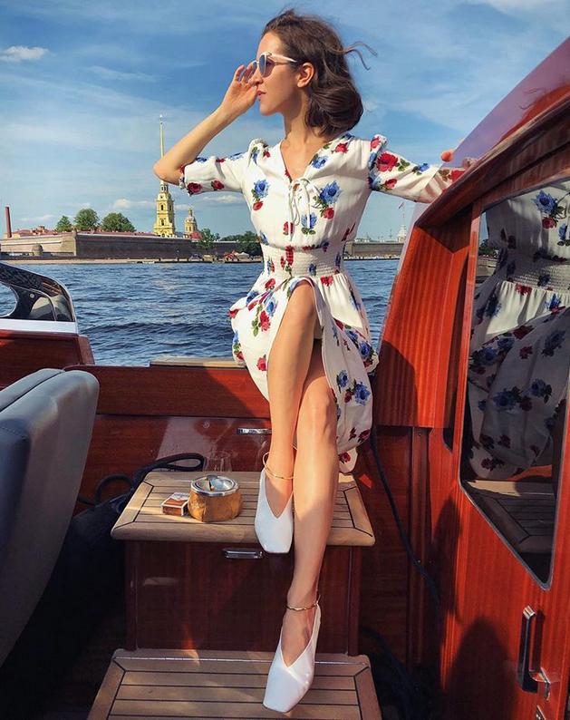 Матильда Шнурова. Фото Скриншот Instagram: @matilda.shnurova