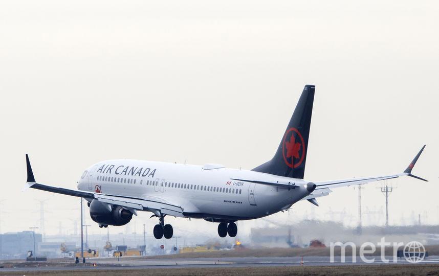Авиакомпания проводит расследование. Фото Getty