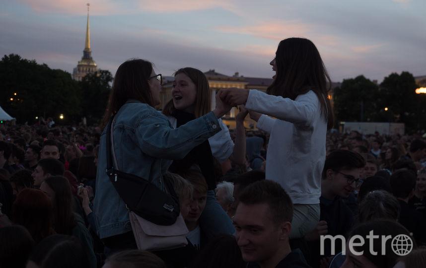 """Алые паруса - 2019"". Фото Святослав Акимов., ""Metro"""
