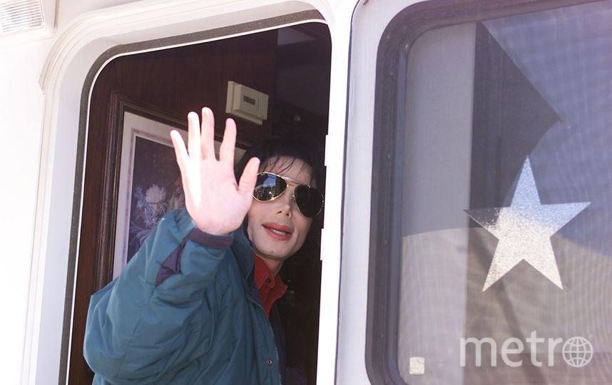 Майкл Джексон. 20 апреля 2002 г. Фото Getty
